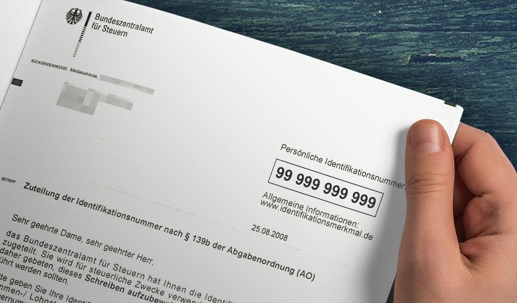 Niemiecki numer NIP, czyli Steuer-ID